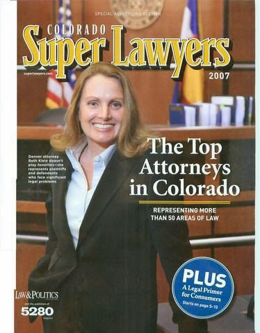 Beth Klein Boulder Colorado Attorney Human Rights Lawyer